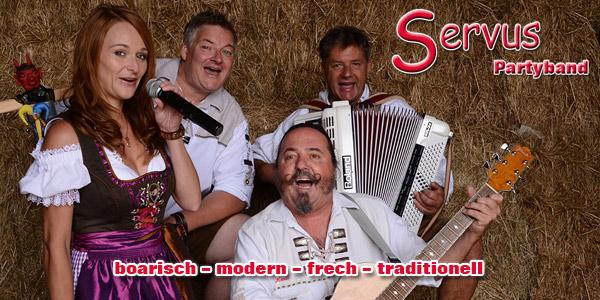 Musiker Shout Party Hochzeitsband Muhldorf Am Inn